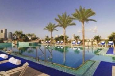 Hotel Leonardo City Tower: Swimming Pool TEL AVIV