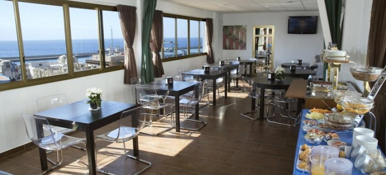 Hotel Adonis Capital: Sala de Desayuno TENERIFE - CANARIAS