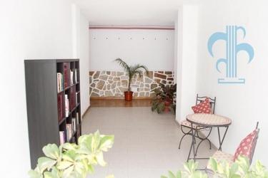 Hotel Apartamentos Las Fuentes: Lobby TENERIFE - CANARIAS