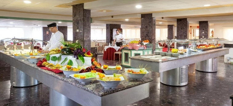 Hc Hotel Magec: Buffet TENERIFE - CANARIAS