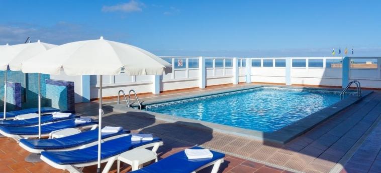 Hc Hotel Magec: Solarium TENERIFE - CANARIAS