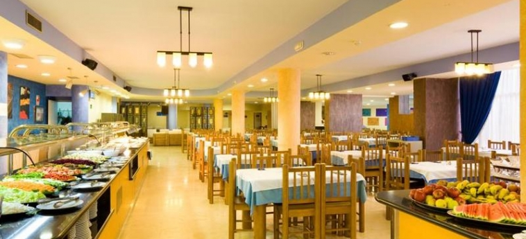 Hotel Villa De Adeje Beach: Restaurante TENERIFE - CANARIAS