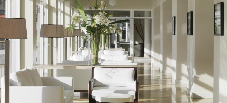 Hotel Medano: Hall TENERIFE - CANARY ISLANDS