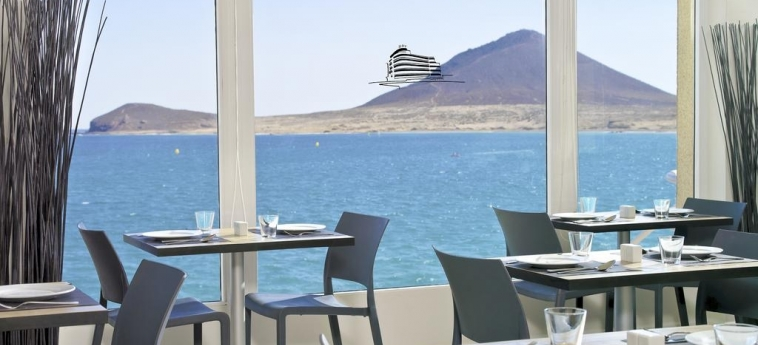 Hotel Medano: Restaurant TENERIFE - CANARY ISLANDS