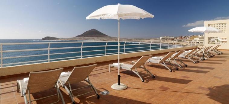 Hotel Medano: Solarium TENERIFE - CANARY ISLANDS
