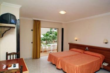 Hotel Apartamentos Be Smart Florida: Bedroom TENERIFE - CANARY ISLANDS