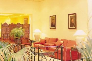 Hotel Rf Bambi Apartamentos: Lobby TENERIFE - CANARY ISLANDS