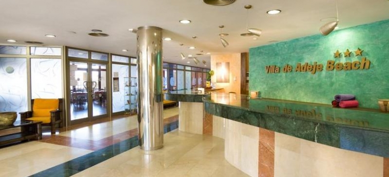 Hotel Villa De Adeje Beach: Lobby TENERIFE - CANARY ISLANDS