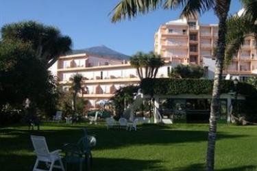 Elegance Miramar Hotel: Balcony TENERIFE - ILES CANARIES