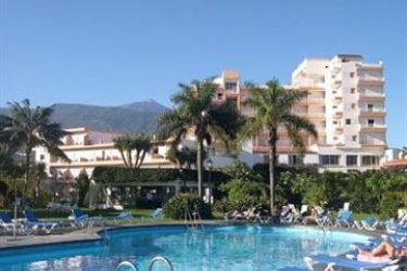 Elegance Miramar Hotel: Hall TENERIFE - ILES CANARIES