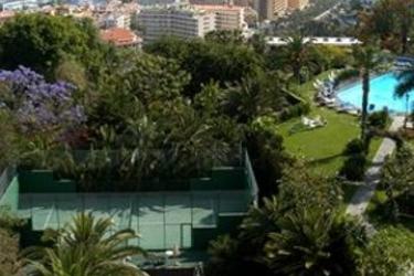 Elegance Miramar Hotel: Position de l'Hotel TENERIFE - ILES CANARIES