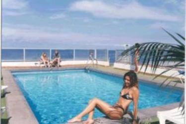 Hotel Trovador: Swimming Pool TENERIFE - ILES CANARIES