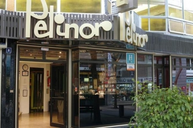 Hotel Pelinor: Exterieur TENERIFE - ILES CANARIES