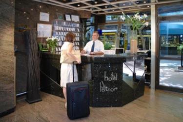 Hotel Pelinor: Lobby TENERIFE - ILES CANARIES