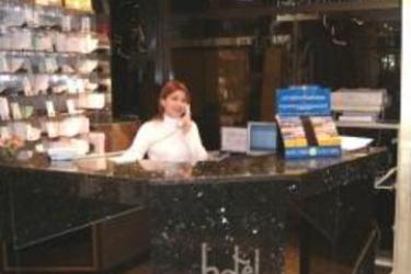 Hotel Pelinor: Réception TENERIFE - ILES CANARIES