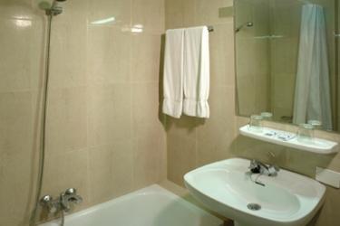 Hotel Pelinor: Salle de Bains TENERIFE - ILES CANARIES
