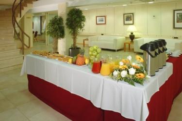 Hotel Pelinor: Salle de Petit Déjeuner TENERIFE - ILES CANARIES