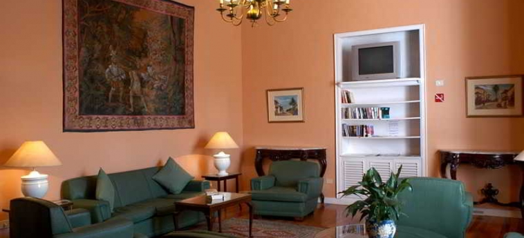 Hotel Miramar: Lobby TENERIFE - ILES CANARIES