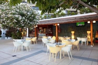 Hotel Apartamentos Aguamar: Bar TENERIFE - ILES CANARIES