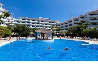 Hotel Apartamentos Aguamar: Exterieur TENERIFE - ILES CANARIES