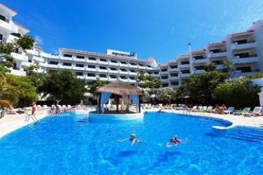 Hotel Apartamentos Aguamar: Piscine Découverte TENERIFE - ILES CANARIES