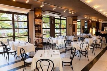 Hotel Apartamentos Aguamar: Restaurant TENERIFE - ILES CANARIES