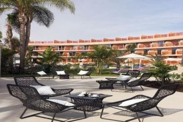 Hotel Sir Anthony: Terrasse TENERIFE - ILES CANARIES