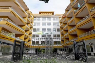 Hotel Rf Bambi Apartamentos: Exterieur TENERIFE - ILES CANARIES