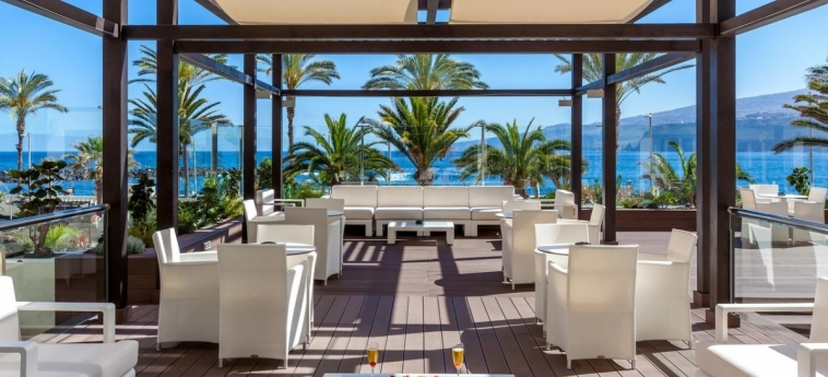 Hotel Beatriz Atlantis & Spa: Terrasse TENERIFE - ILES CANARIES