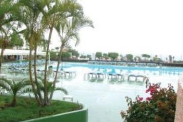 Hotel Sand Club: Swimming Pool TENERIFE - ILES CANARIES