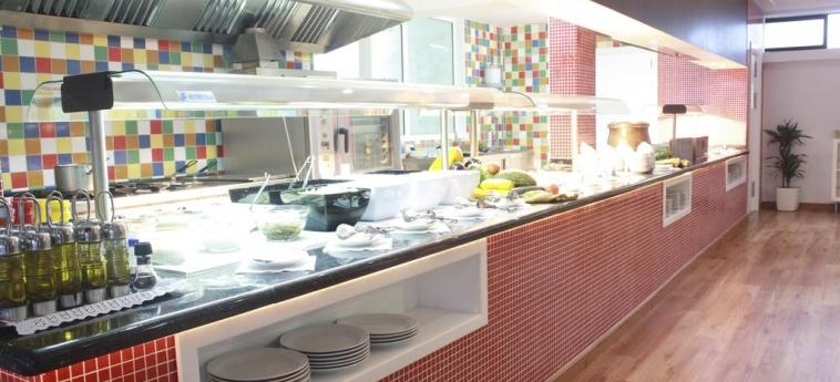 Hotel Paradero: Buffet TENERIFE - ILES CANARIES