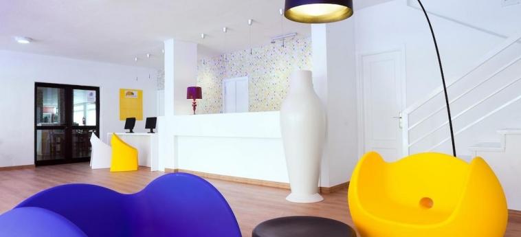 Hotel Paradero: Reception TENERIFE - ILES CANARIES
