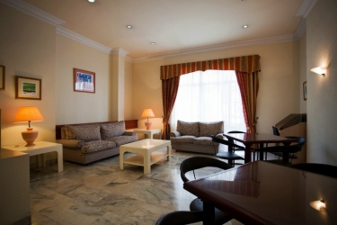 Hotel Apartamentos Be Smart Florida: Lobby TENERIFE - ISOLE CANARIE