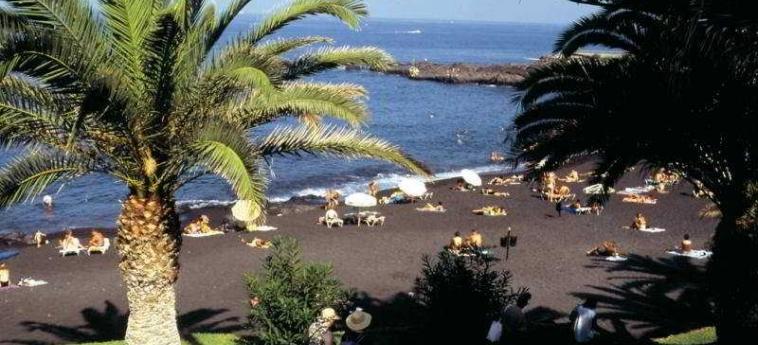Hotel Allegro Isora: Spiaggia TENERIFE - ISOLE CANARIE