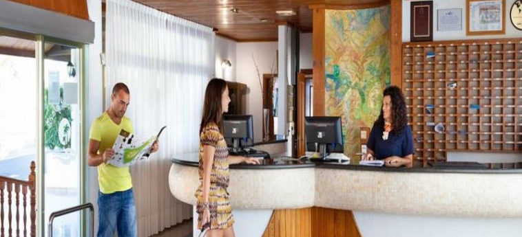 Hotel Tropical Park: Lobby TENERIFE - KANARISCHE INSELN