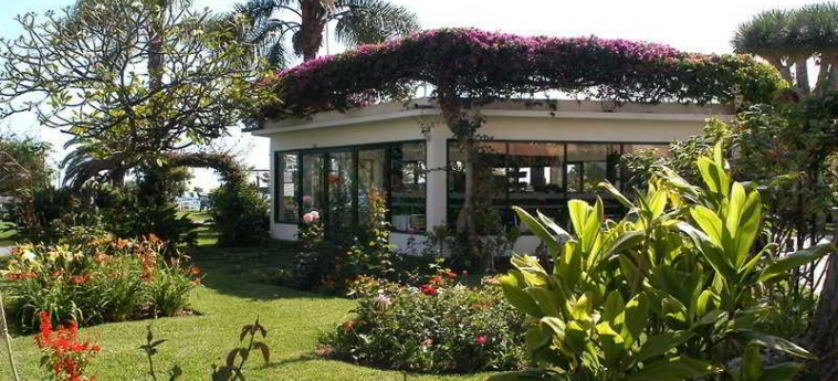 Hotel Miramar: Außen TENERIFE - KANARISCHE INSELN