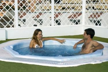 Hotel Apartamentos Aguamar: Spa TENERIFE - KANARISCHE INSELN