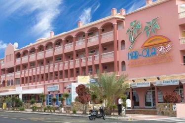 Hotel Apartamentos Mar-Ola Park : Außen TENERIFE - KANARISCHE INSELN