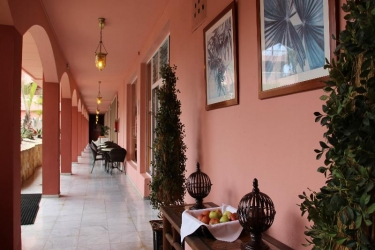Hotel Apartamentos Mar-Ola Park : Lobby TENERIFE - KANARISCHE INSELN
