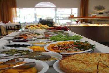 Hotel Apartamentos Mar-Ola Park : Restaurant TENERIFE - KANARISCHE INSELN
