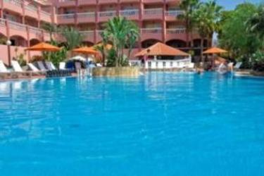 Hotel Apartamentos Mar-Ola Park : Swimming Pool TENERIFE - KANARISCHE INSELN