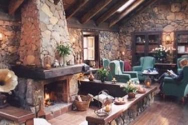 Hotel Rural Caserio Los Partidos: Außen TENERIFE - KANARISCHE INSELN