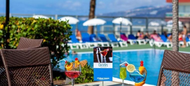 Hotel Best Semiramis: Am Pool Cafè TENERIFE - KANARISCHE INSELN
