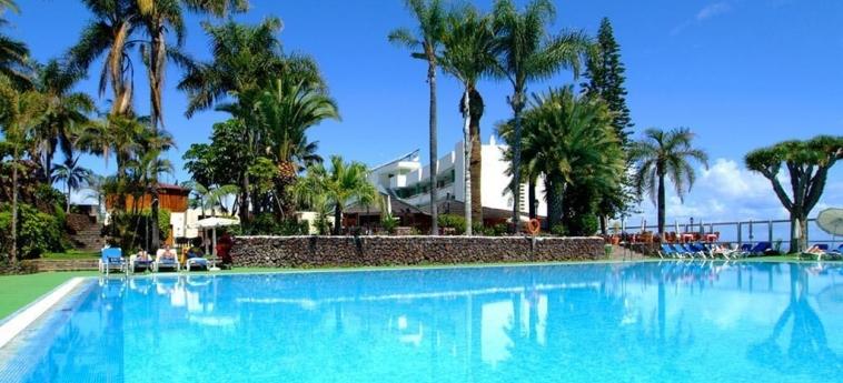 Hotel Best Semiramis: Aussen Pool TENERIFE - KANARISCHE INSELN