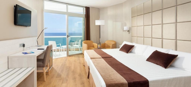 Hotel Best Semiramis: Gastzimmer Blick TENERIFE - KANARISCHE INSELN