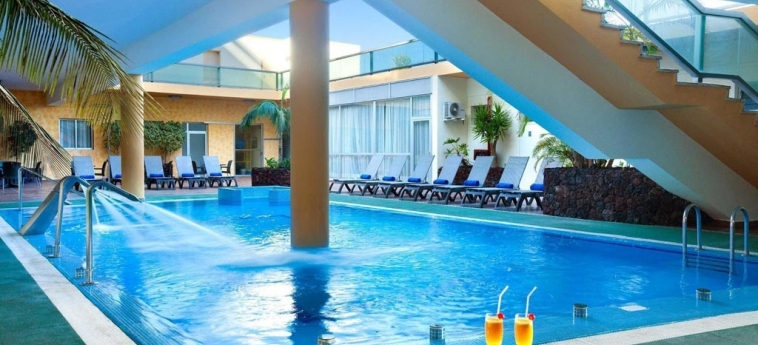 Hotel Best Semiramis: Innenschwimmbad TENERIFE - KANARISCHE INSELN