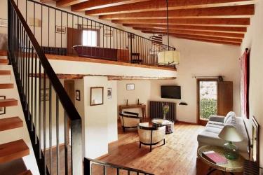 Hotel Rusticae Mas De La Serra: Apartement Saraceno TERUEL