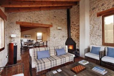 Hotel Rusticae Mas De La Serra: Bar Exterieur TERUEL