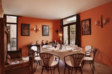 Hotel Rusticae Mas De La Serra: Chambre classique TERUEL