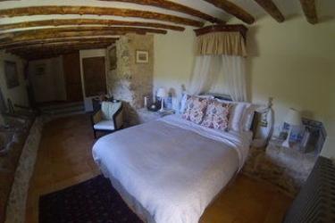 Hotel Rusticae Mas De La Serra: Chambre Unique TERUEL